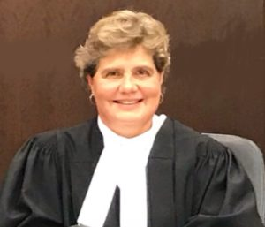 Calgary Lawyer Judith Bessel